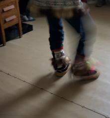 Inuvialuit dancing