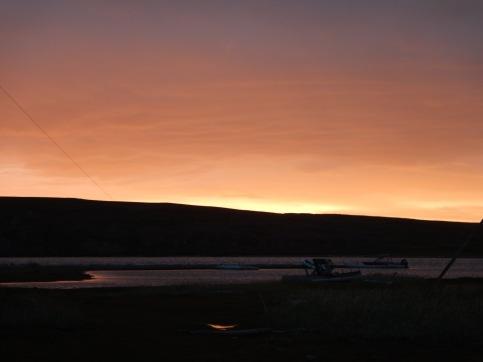 Parting sunrises