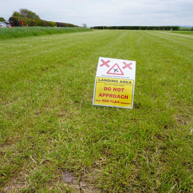 Boghall farm fields.