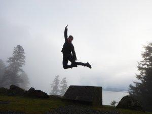 Meagan Jumping