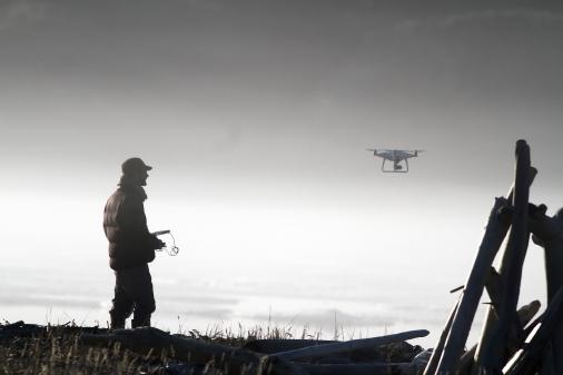Will flying a Phantom 4 quadcopter