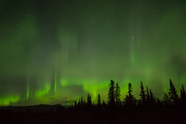 Spectacular Northern lights!