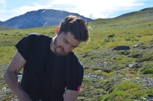 Christophe the caribou
