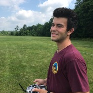 Test flying in the very non-Arctic heat near DC