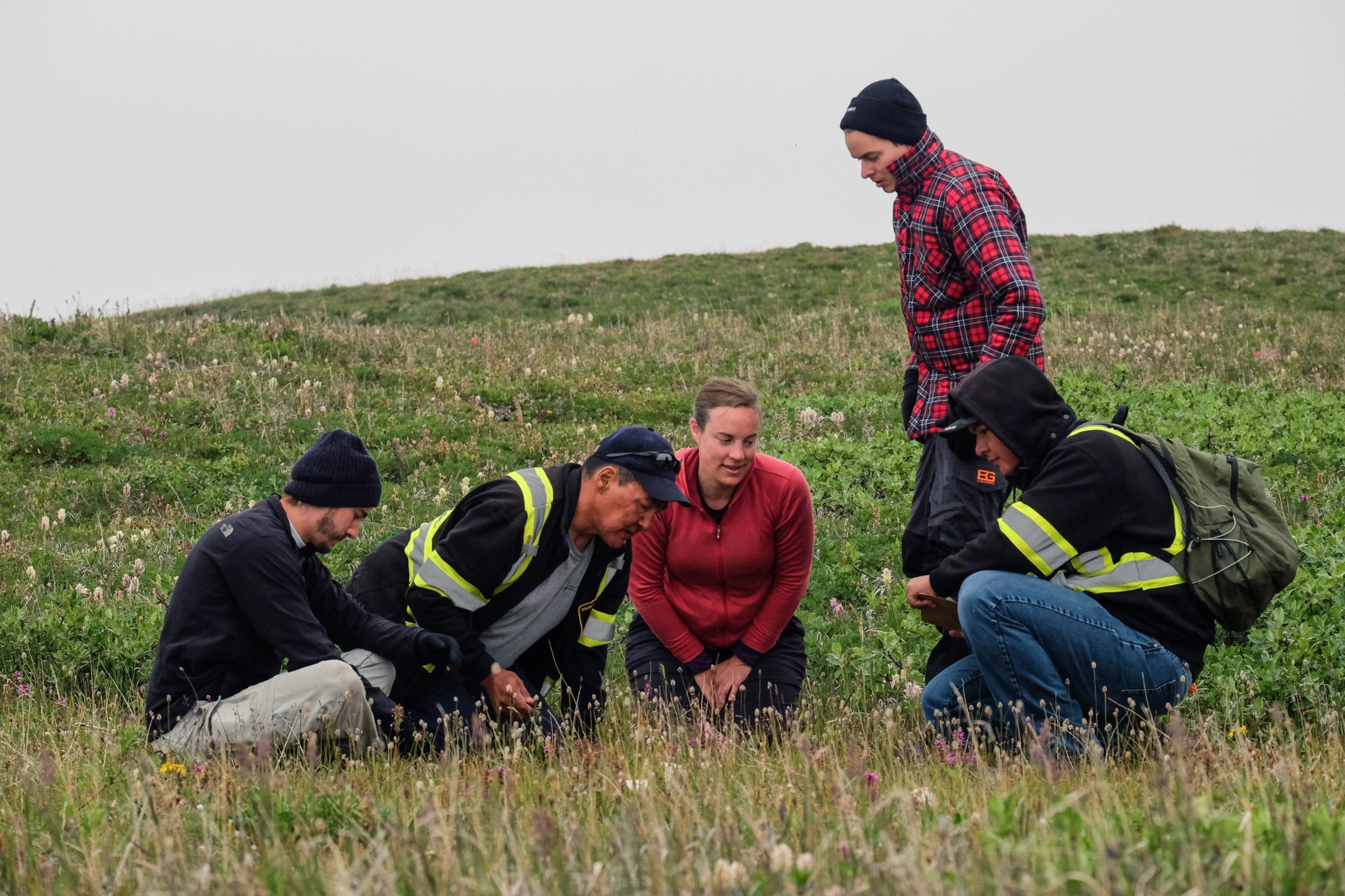 Collaboration is Key for Arctic Change Research